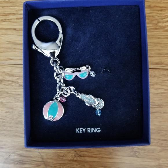 Swarovski Key chain